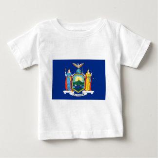New York State Flag Baby T-Shirt