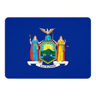 New York State Flag Design Card