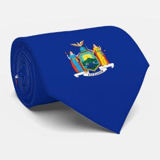 New York State Flag Design Tie
