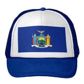 New York State Flag Design Trucker Hat