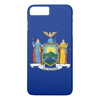 New York State Flag iPhone 7 Plus Case