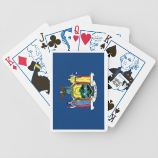 New York State Flag Playing Cards