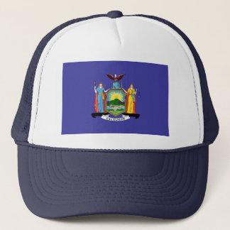 New York State Flag Trucker Hat