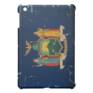 New York State Flag VINTAGE Case For The iPad Mini