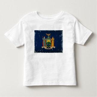 New York State Flag VINTAGE Toddler T-shirt
