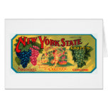 New York State Grapes