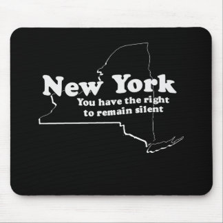 NEW YORK STATE MOTTO MOUSEPADS