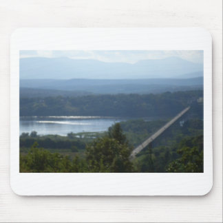 NEW YORK STATE MOUSE PAD