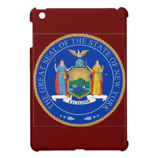 New York State Seal iPad Mini Case
