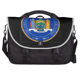 New York State Seal Bags For Laptop