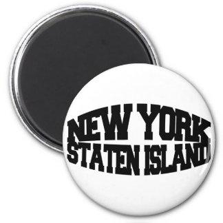 New York staten island Magnet