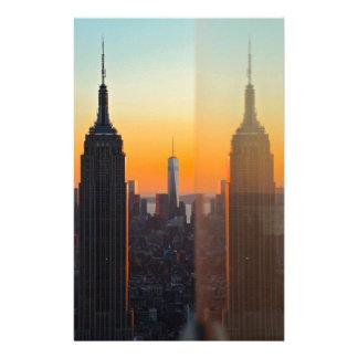 New York Stationery