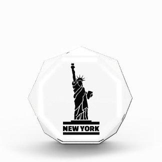 New York Statue of Liberty Award