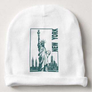 New York-Statue of Liberty Baby Beanie