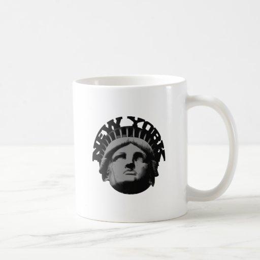 new york - statue of liberty coffee mug