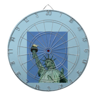 NEW YORK STATUE OF LIBERTY DART BOARD