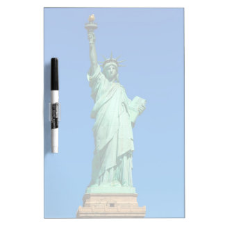 New-York, Statue of Liberty Dry Erase Whiteboards
