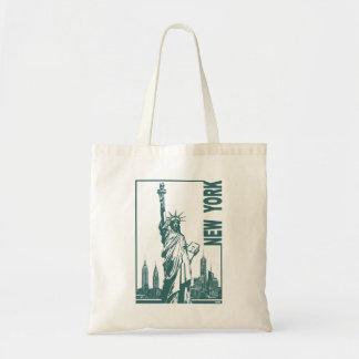 New York-Statue of Liberty Tote Bag