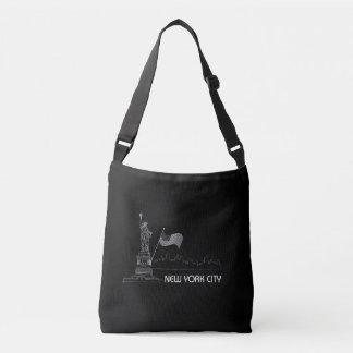 New York - Statue of Liberty - USA, Cool Crossbody Bag