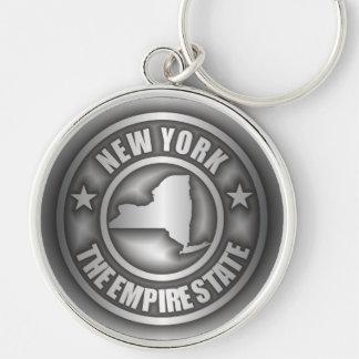 """""""New York Steel"""" Keychains"""