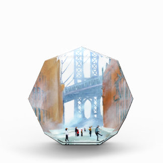 New York stickball Award