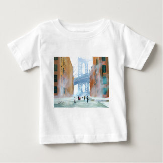 New York stickball Baby T-Shirt