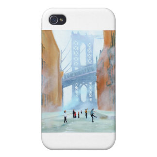 New York stickball Case For iPhone 4
