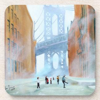 New York stickball Coaster