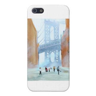 New York stickball Cover For iPhone SE/5/5s