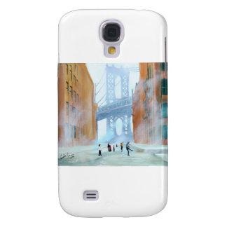 New York stickball Galaxy S4 Cover
