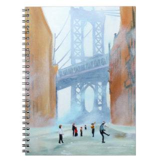 New York stickball Notebook