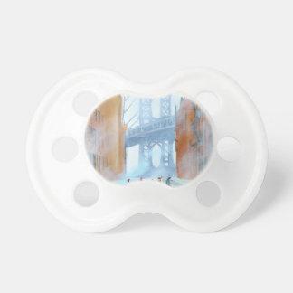 New York stickball Pacifier