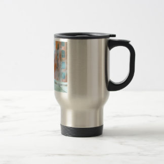 New York stickball Travel Mug