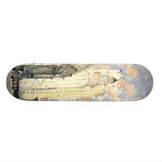 New York Stock Exchange 1904 Skateboard