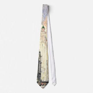 New York Stock Exchange 1904 Tie