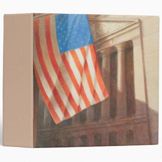 New York Stock Exchange 2010 3 Ring Binder