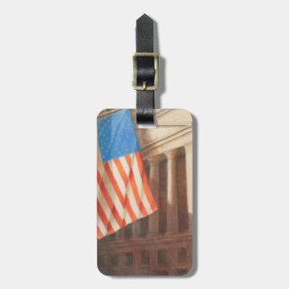 New York Stock Exchange 2010 Travel Bag Tags