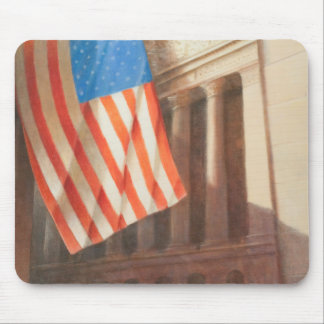 New York Stock Exchange 2010 Mouse Pad