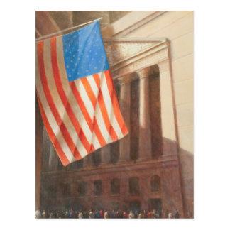 New York Stock Exchange 2010 Postcard