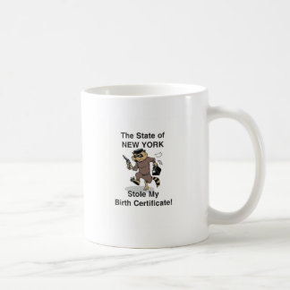 New York Stole Coffee Mug