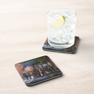 New York - Store - Greenwich Village - Jefferey's Beverage Coaster
