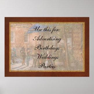 New York - Store - Greenwich Village - Jefferey's Print