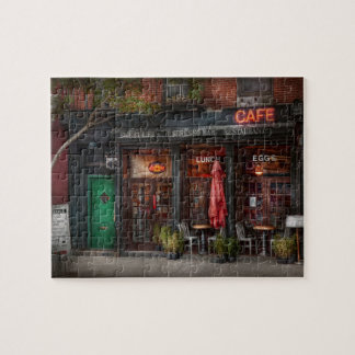 New York - Store - Greenwich Village - Sweet Life Jigsaw Puzzle
