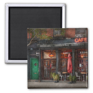 New York - Store - Greenwich Village - Sweet Life Magnet