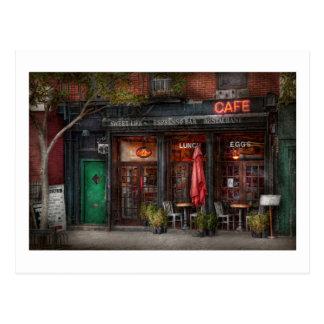New York - Store - Greenwich Village - Sweet Life Postcard