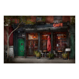 New York - Store - Greenwich Village - Sweet Life Posters