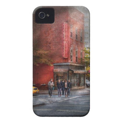 New York - Store - The old delicatessen Blackberry Bold Covers