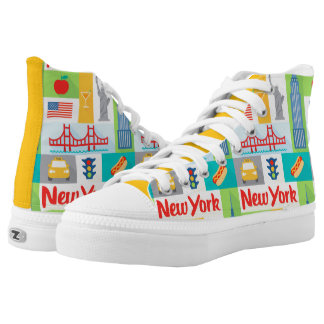 New York street taxi cab scene shoes 3