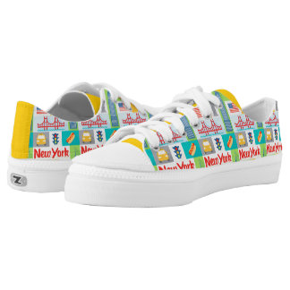 New York street taxi cab scene shoes 4
