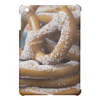 New York street vendor's huge pretzels for sale iPad Mini Cases